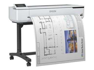 """Epson SureColor SC-T5100 36"""" (A0) med stativ"""