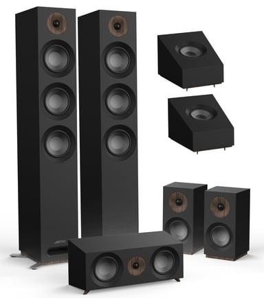Jamo S 809 HCS 5.0 + S8 Atmos Speakers Package null