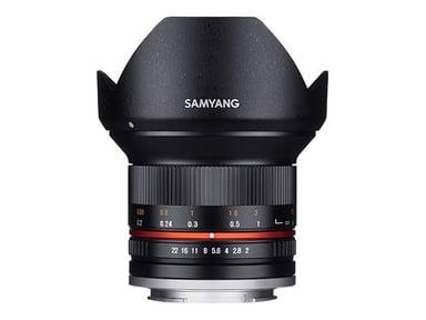 Samyang 12mm f/2.0 Sony E