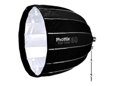 Phottix Raja Deep Quick-Folding Softbox 60cm null