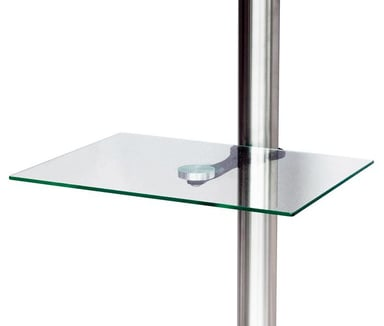 Sinox Glass Shelf For Stand View null
