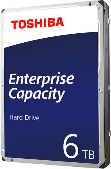 "Toshiba Enterprise Capacity 512E 6Tt 3.5"" Serial Attached SCSI 3"