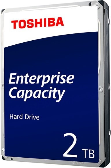 "Toshiba Enterprise Capacity 4KN 2Tt 3.5"" Serial Attached SCSI 3"