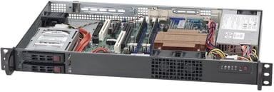 Supermicro SC510 T-203B 200W Sort
