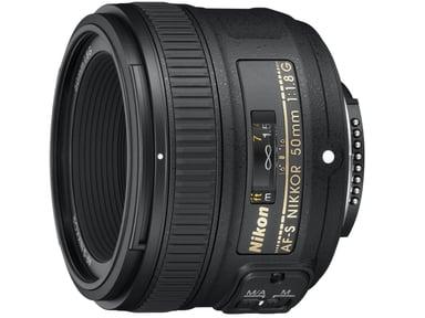 Nikon AF-S 50/1.8 G