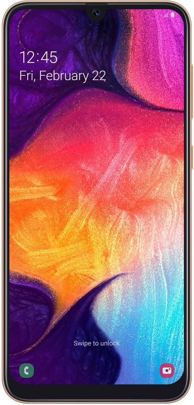 Samsung Galaxy A50 128GB Dual-SIM Koraal