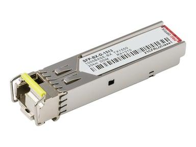Pro Optix SFP-sändar/mottagarmodul (mini-GBIC) (likvärdigt med: Cisco GLC-BX-D-1513-20-SC) Gigabit Ethernet