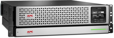 APC Smart-UPS SRT Lithium 3000VA RM LCD Mgmt
