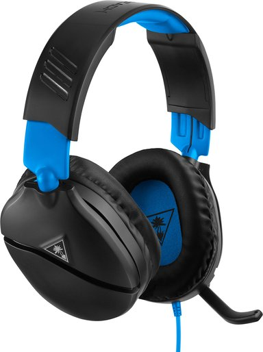 Turtle Beach Recon 70P Musta