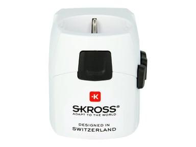 Skross Pro Light 2xUSB Europa