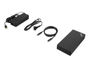 Lenovo ThinkPad USB-C Dock Gen 2 USB-C Portreplikator