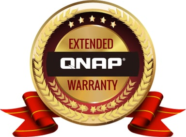 QNAP Extended Warranty Orange Label