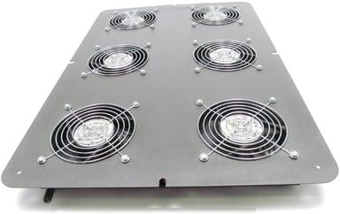 HPE rack viftesett (220 V) null