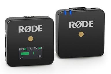 Røde Wireless GO Svart