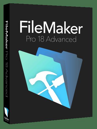 Filemaker Pro 18 Adv Perp Lic 1-Usr