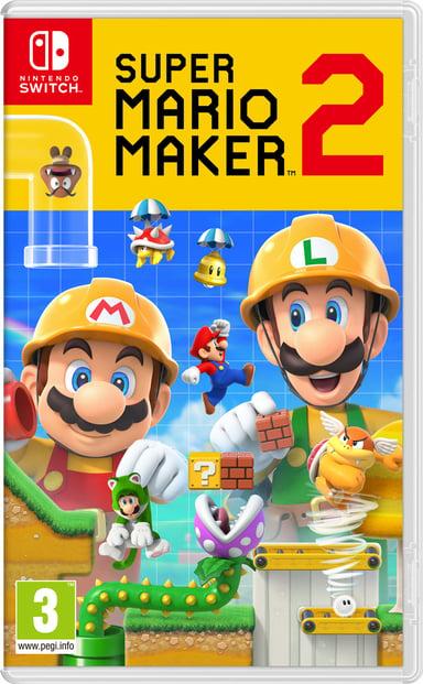 Nintendo Super Mario Maker 2 - Switch Nintendo Switch