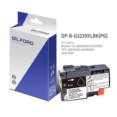 Gilford Blekk Svart LC-3239Xlbk 6K - LC3239xlbk