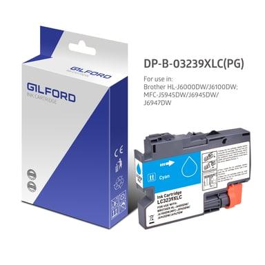 Gilford Bläck Cyan LC-3239Xlc 5K - LC3239xlc