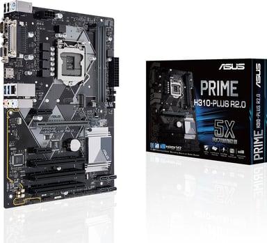 ASUS PRIME H310-PLUS R2.0 ATX Emolevy