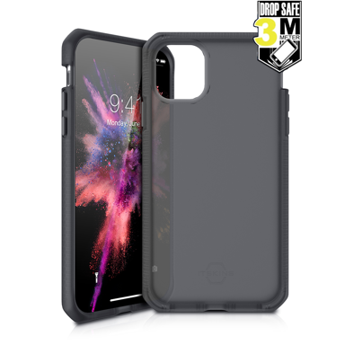 Cirafon Supreme Frost Drop Safe iPhone 11 Pro Max Fun black