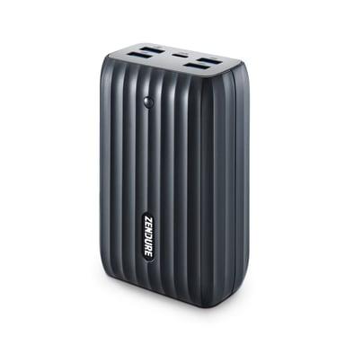 Zendure X6 PD & QC Powerbank 20000mAh/USB Hub Black