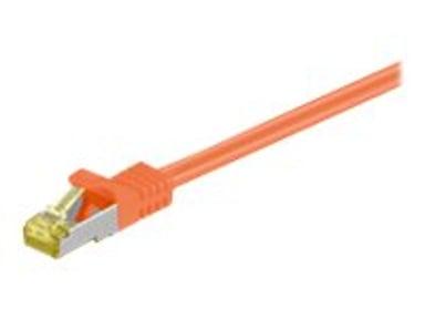 Microconnect Patch-kabel RJ-45 RJ-45 CAT 7 5m Orange