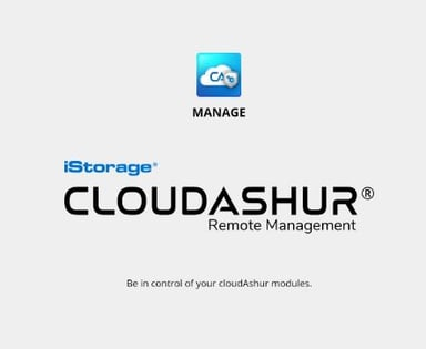 Istorage Cloudashur Man Console /User 3 Year Lic 10-49
