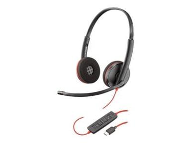 Poly Poly Blackwire C3220 USB-C Svart