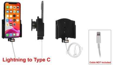 Brodit Holder For Cable Connection - 714161