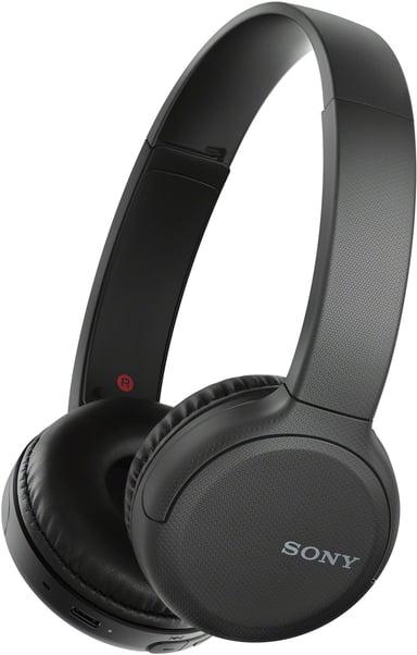 Sony WH-CH510 trådlösa hörlurar med mikrofon Svart