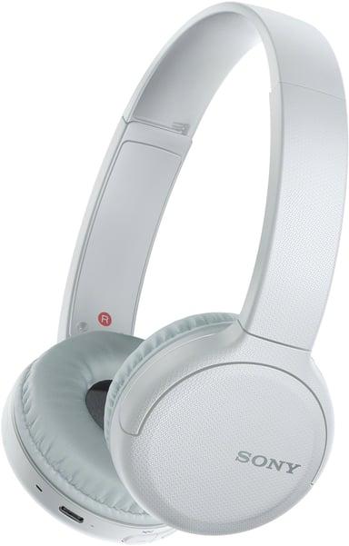 Sony WH-CH510 trådlösa hörlurar med mikrofon Vit