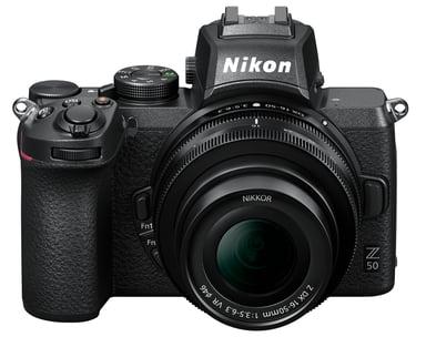 Nikon Z 50 + Z 16-50mm f/3.5-6.3 VR null