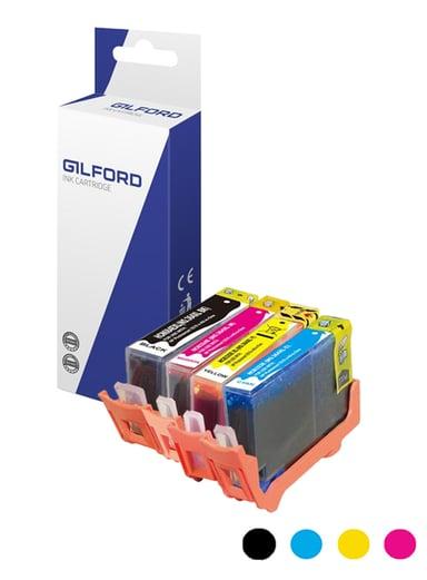 Gilford Muste Väri Kit 820 Sidor - Cb323ee