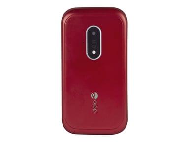 Doro 7031 Enkelt-SIM Rød