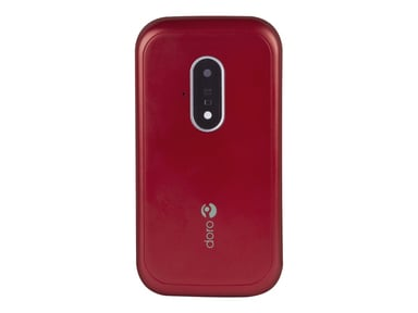 Doro 7031 Hvid Rød