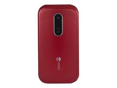 Doro 6621 Enkelt-SIM Rød