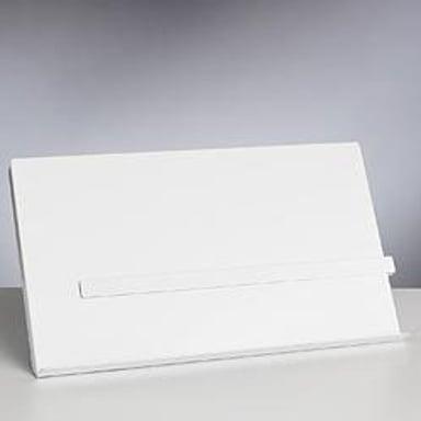 Matting Dokumenthållare A3 Vit