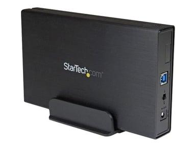 """Startech USB 3.1 (10Gbps) Enclosure for 3.5"""" SATA Drives 3.5"""" USB 3.1 (Gen 2) Svart"""