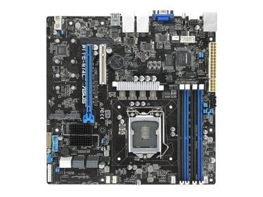 ASUS P11C-M/4L Micro ATX Moederbord