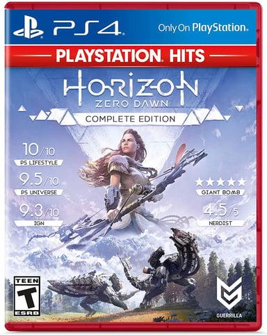 Sony Horizon Zero Dawn Complete Edition (Hits) PS4