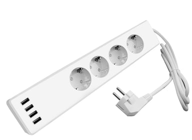 Prokord Smart Home WiFi Power Strip + USB null