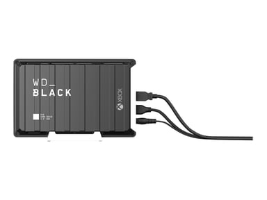 WD WD_BLACK D10 Game Drive for Xbox One WDBA5E0120HBK