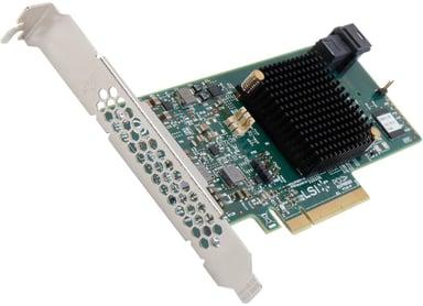 Broadcom MegaRAID SAS 9341-4i PCIe 3.0 x8