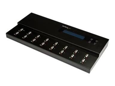 Startech 1:15 Standalone USB Duplicator and Eraser null