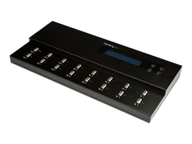 Startech 1:15 Standalone USB duplicator en wisser