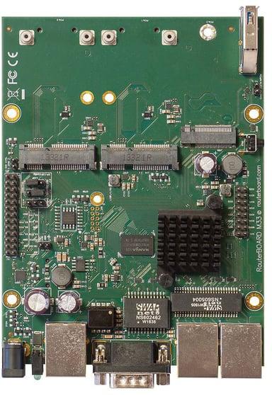 Mikrotik RouterBoard RBM33G null