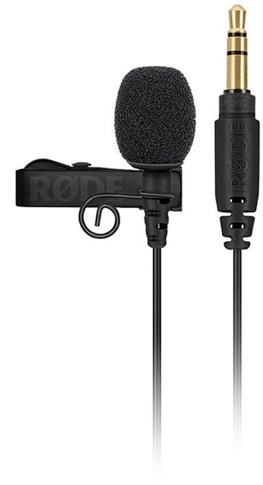 Røde Lavalier Go - 3,5 mm TRS Connector Musta