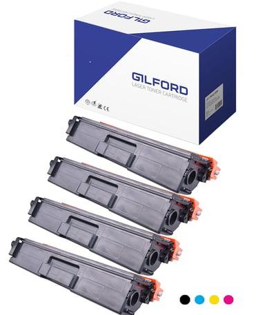 Gilford Toner Color Kit - TN-423BK