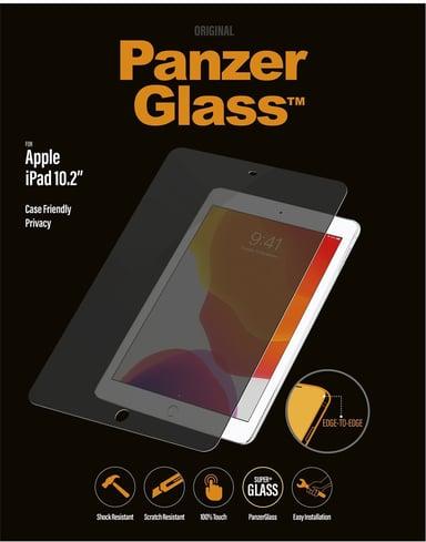 Panzerglass Privacy & Case Friendly iPad 2019 iPad 8th gen (2020) iPad 9th Gen (2021)