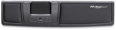 Mousetrapper Advance 2.0+ 2,000dpi Styrmatta Kabelansluten Svart